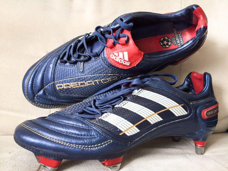 finest selection e1d76 aff52 Adidas Predator X SG Championship League Soccer cleats Football boots mania  puls (eBay Link)