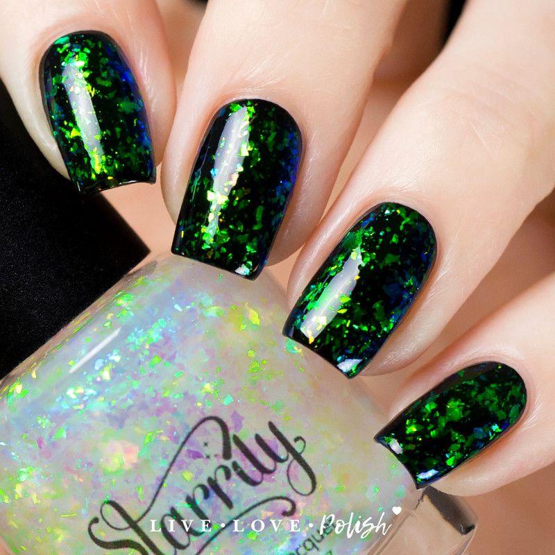 Starrily Northern Lights Nail Polish