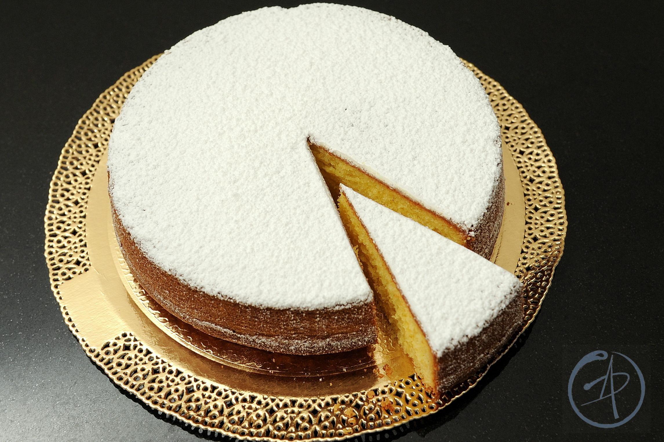 Dolci Da Credenza Torta Paradiso : Ricetta torta paradiso i massari ricette torte da forno