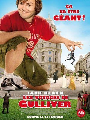 Le Voyage De Gulliver Film : voyage, gulliver, Gulliver's, Travels, Trailer, Travels,, Travel, Movies,, Movie, Posters