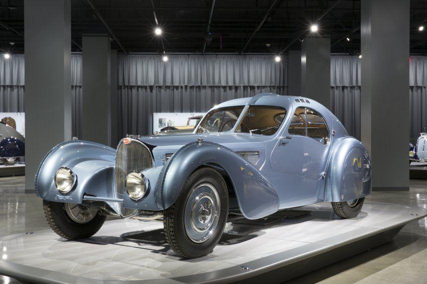 Bugatti Type 47 SC Atlantic
