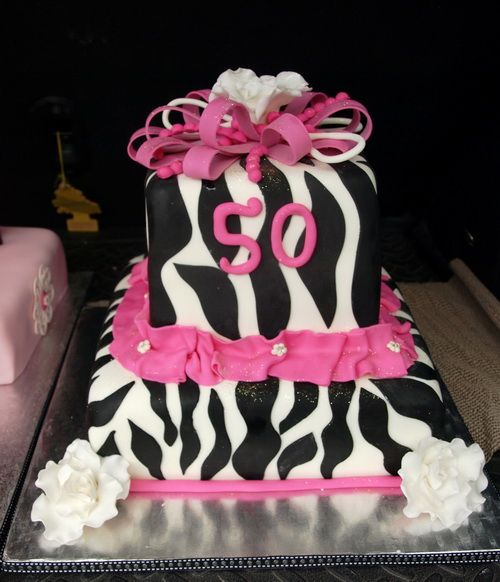 50th Birthday Cakes For Females