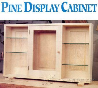 Bathroom Wall Cabinet Plans Furniture And Projects Woodarchivist