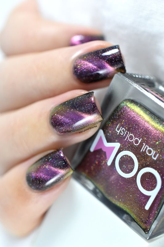 Nailpolis Museum Of Nail Art Bow Polish Doomsday Swatch By Marine