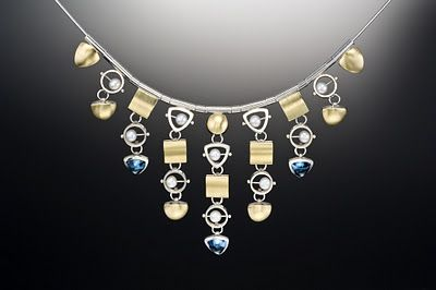Très chic jewelry by Danielle Miller