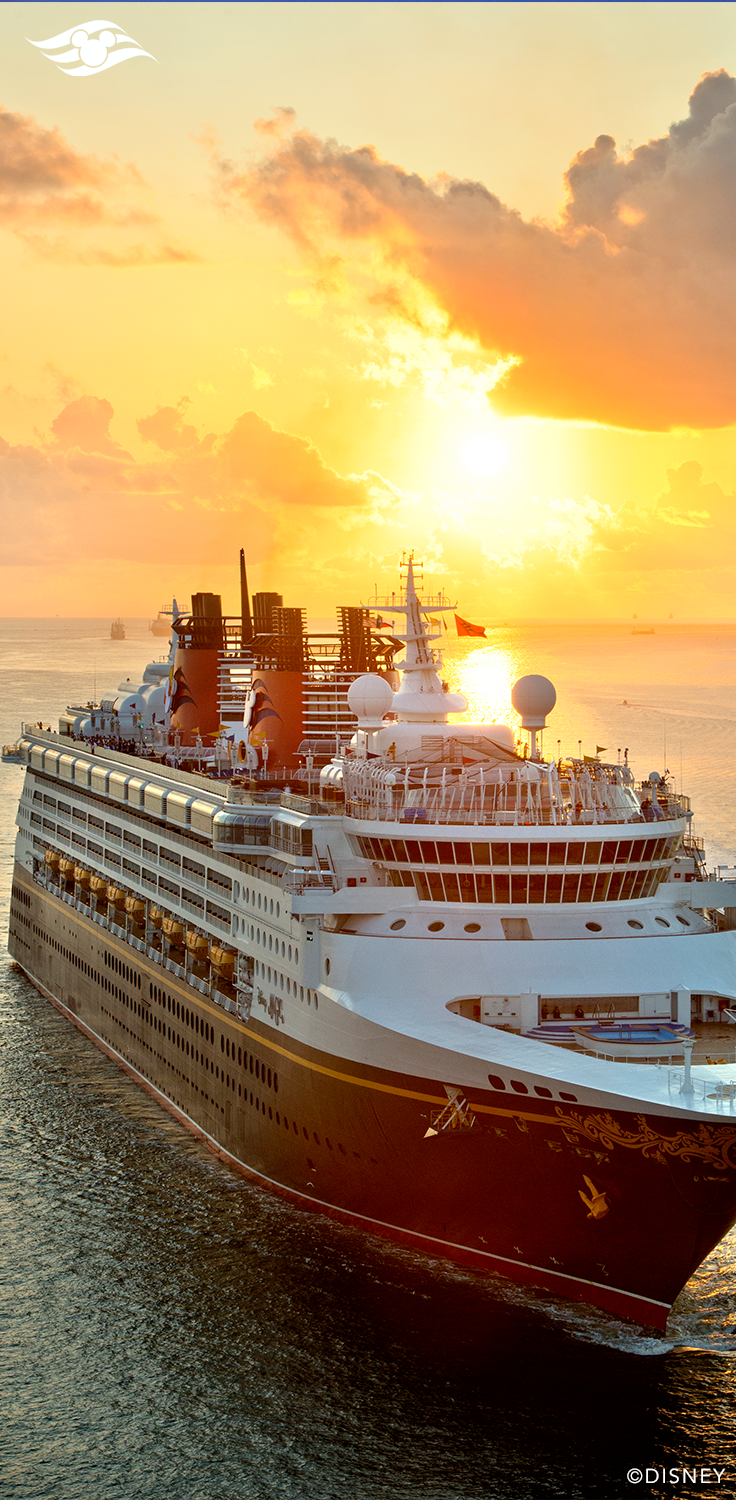 Disney Cruise Line Has Selected The Most Stunning