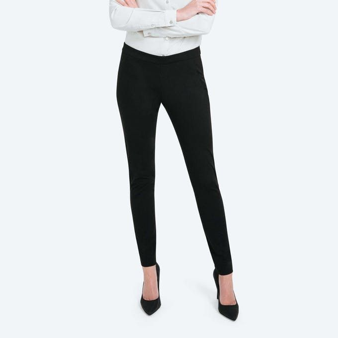 071db8a8a0bc00 Women's Skinny Kinetic Pants - Black by Ministry of Supply | Things ...