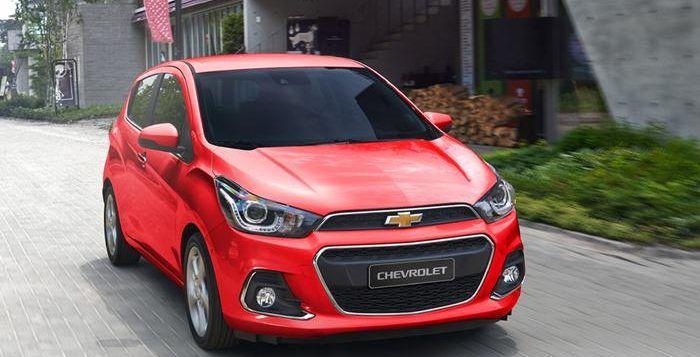 Perubahan Chevrolet Spark 2017 Luar Dan Dalam Chevrolet Hatchback