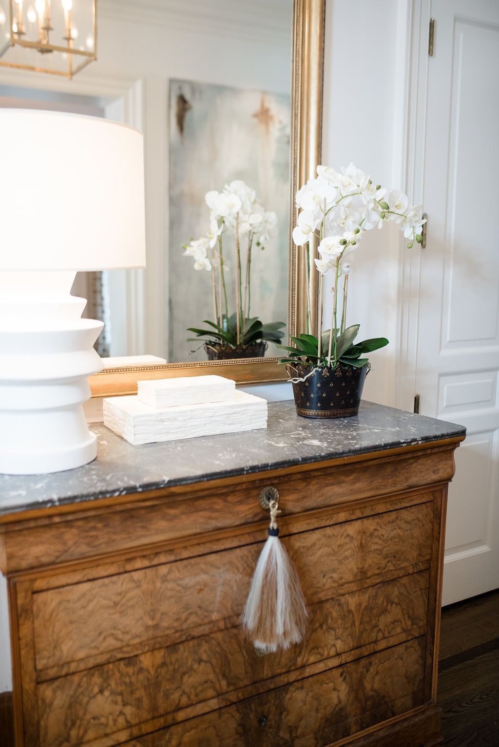 Styling your wet bar and entry hall table j cathell