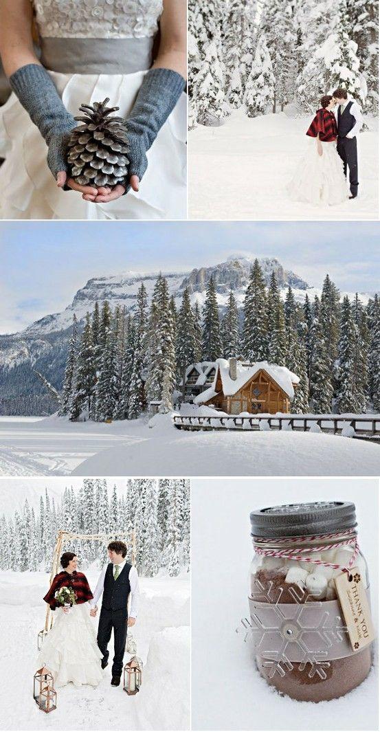 Winter Wedding Winter Weddings Braut Winterhochzeit Wedding Winter