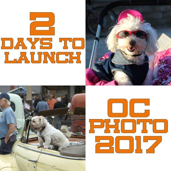Final countdown to 1/1 launch of OC Photo 2017 continues. SoCal photographers, join our group on FB at @OCPhoto2017Photographers #OCPhoto2017 #SoCalPhotography #photography #lifeandtimes
