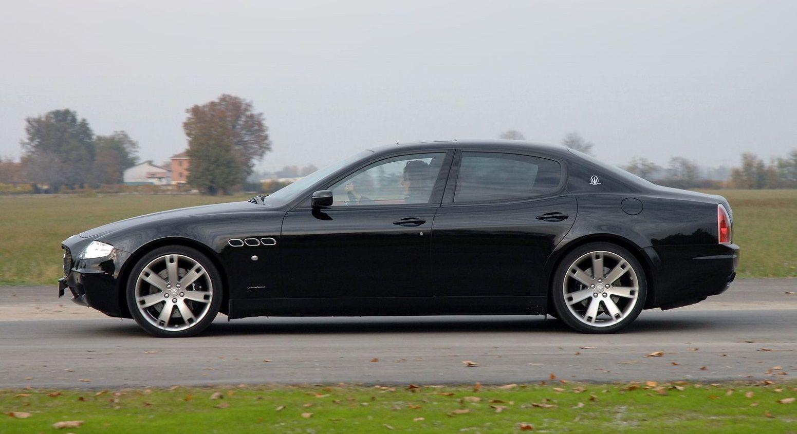 Maserati Quattroporte V S GT (2007-2008 Model) | Auto