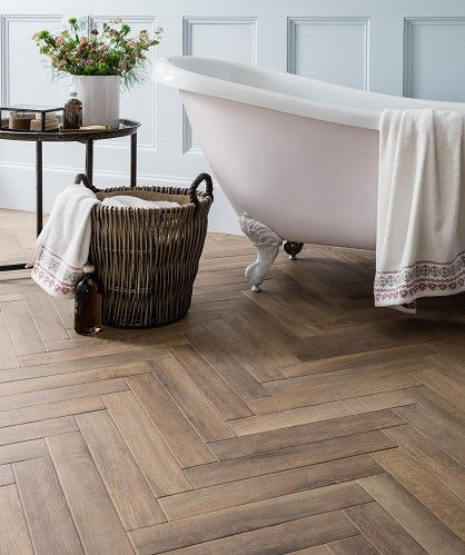 Andira Rural Oak Tile Wood Effect Tiles Bathroom Floor Tiles Wood Bathroom