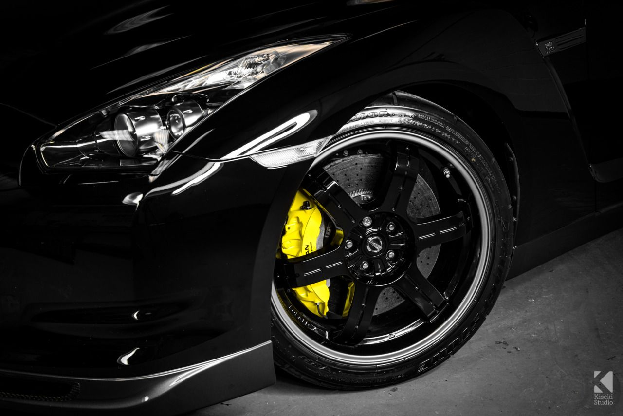 Nissan Gt R Spec V R35 By Richard Raw Cars Pinterest