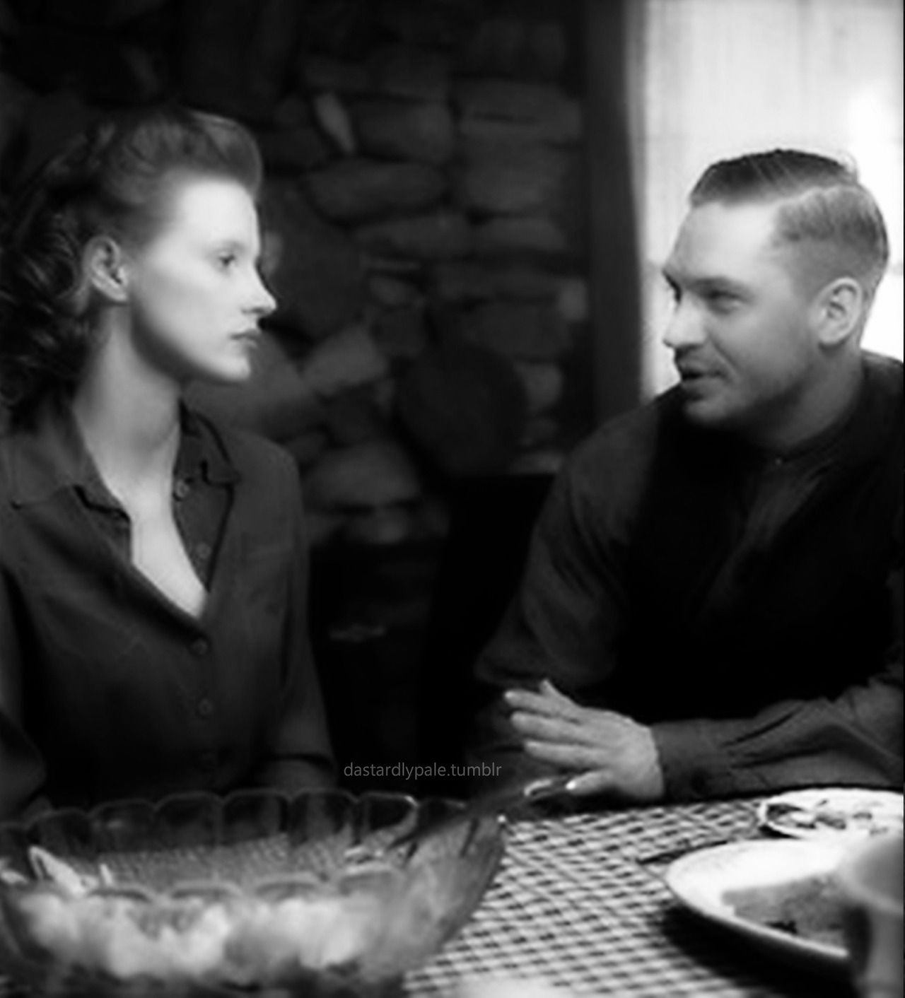 Forrest Bondurant Lawless | Forrest Bondurant and Maggie Lawless