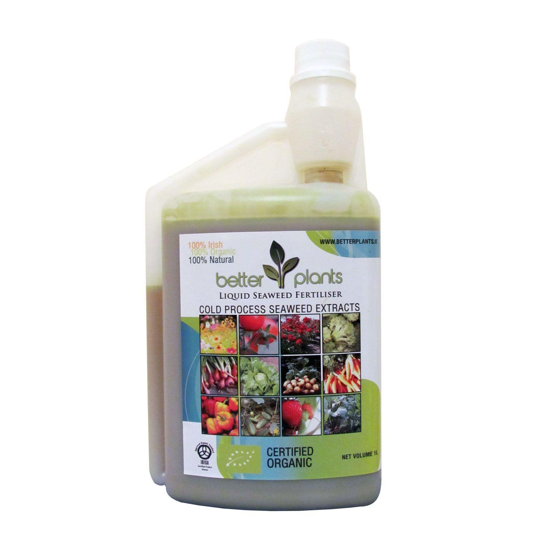 Organic Seaweed Diet supplement Better Pet Care Diet