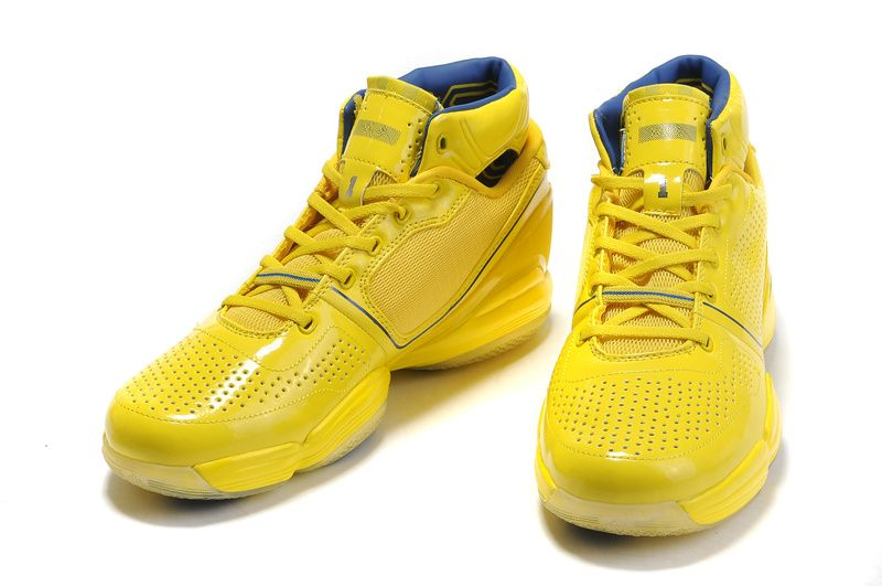 timeless design cab21 8cc46 yellow-derrick-rose-all-star-2011-shoes-for-sale