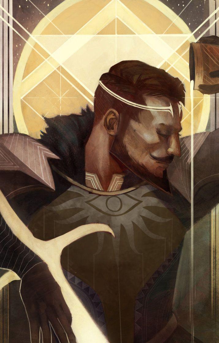 Knight Enchanter Inquisitor by qissus.deviantart.com on @DeviantArt