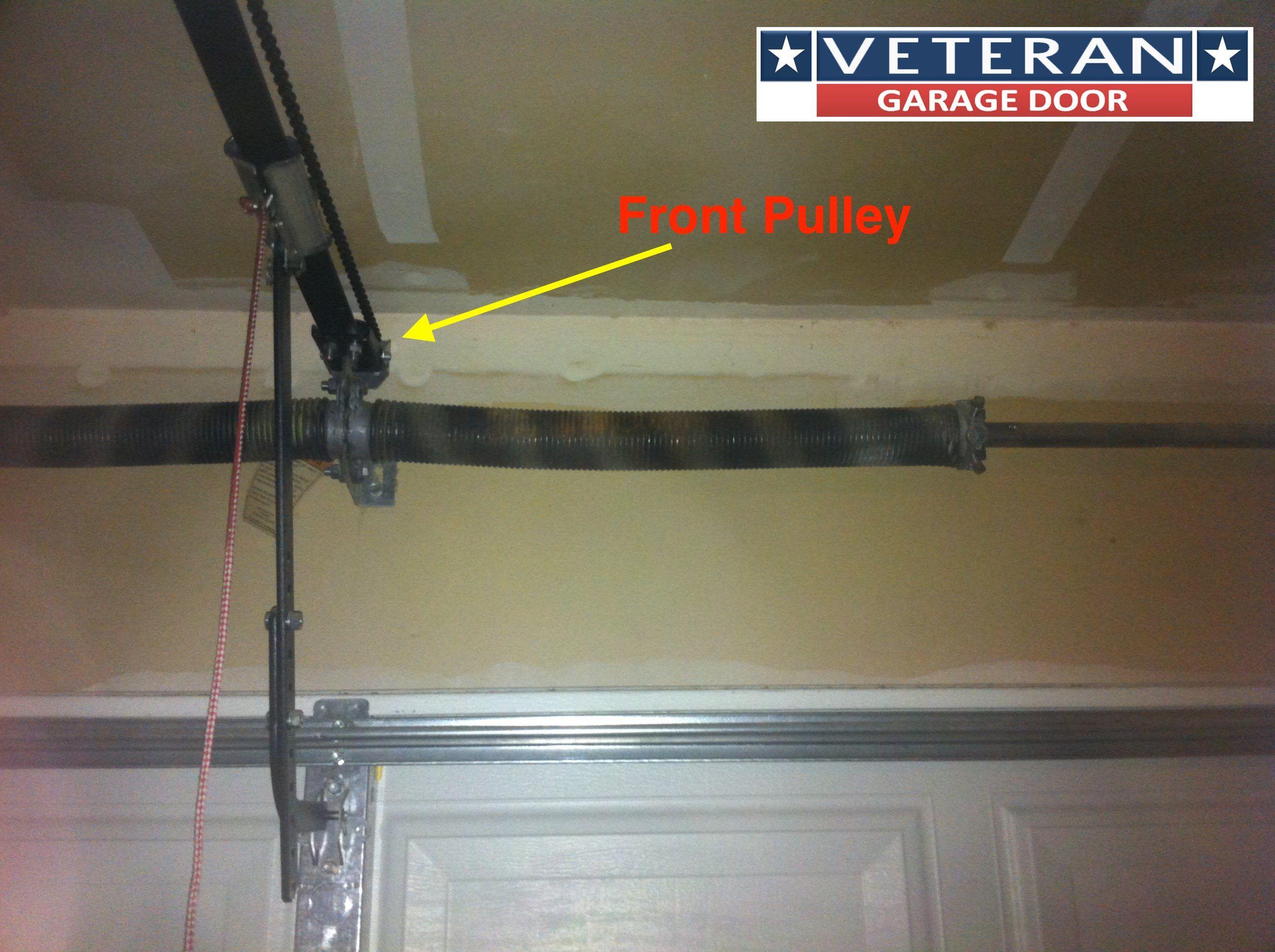 How To Fix Garage Door Opener Chain Off Track Di 2020