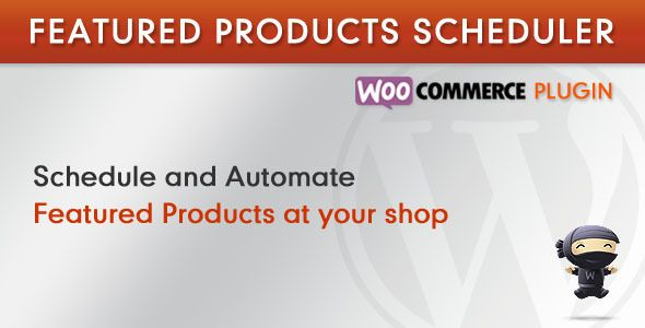 WooCommerce Featured Products Scheduler Code-Scripts-and-Plugins