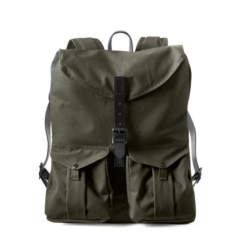 Filson Harvey Backpack 11070199-Magnum Black