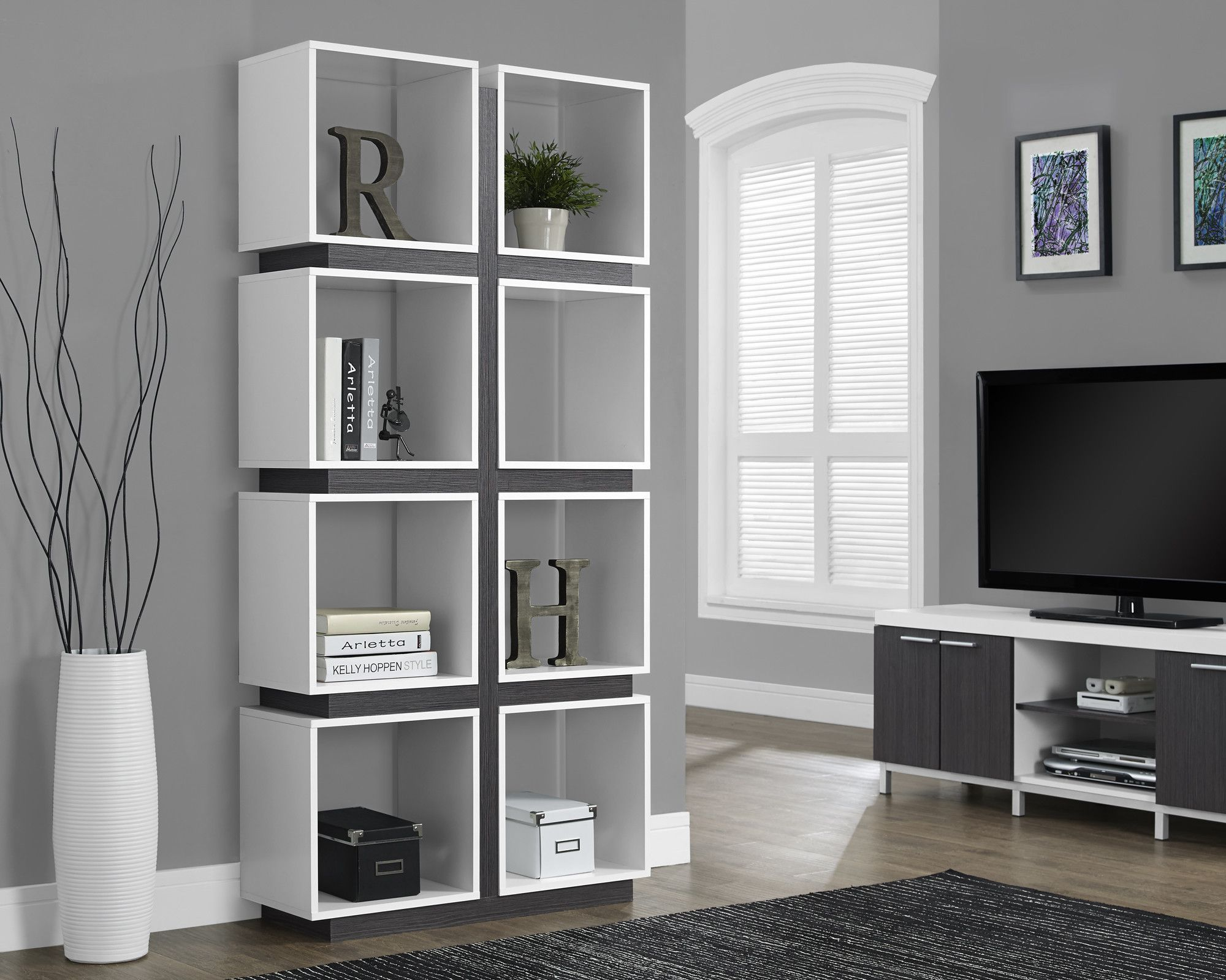 "Benito 71"" Cube Unit Bookcase Products Pinterest"