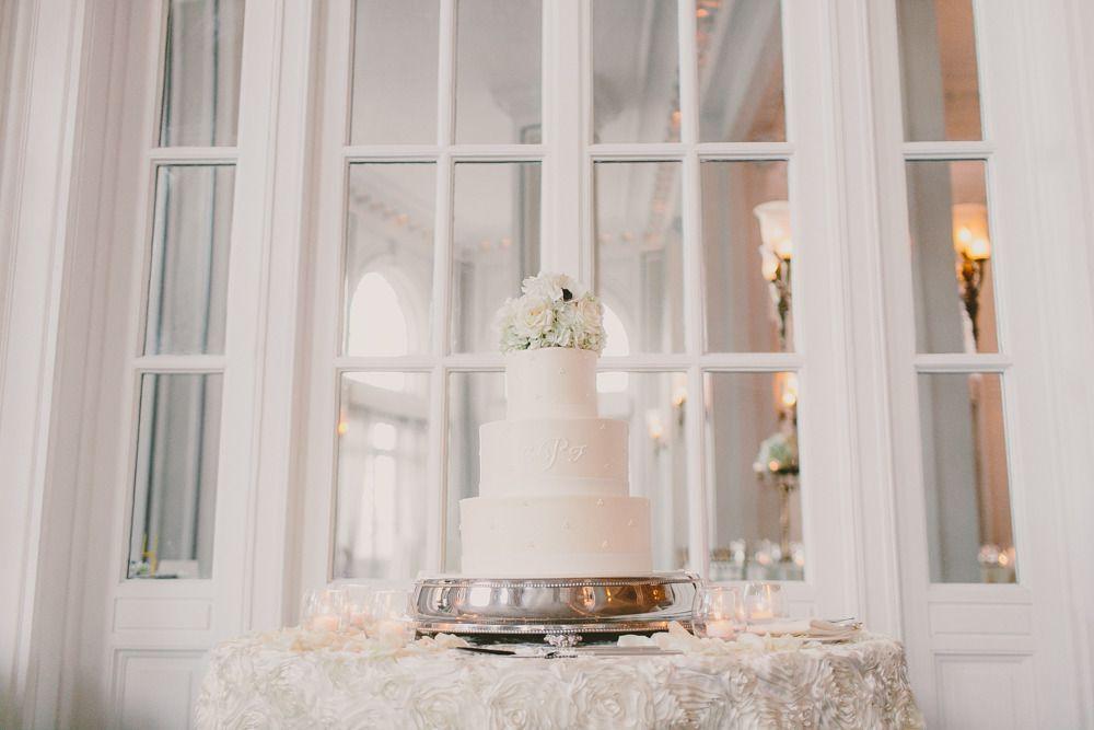 Sophisticated Atlanta Wedding at the Georgian Terrace Hotel