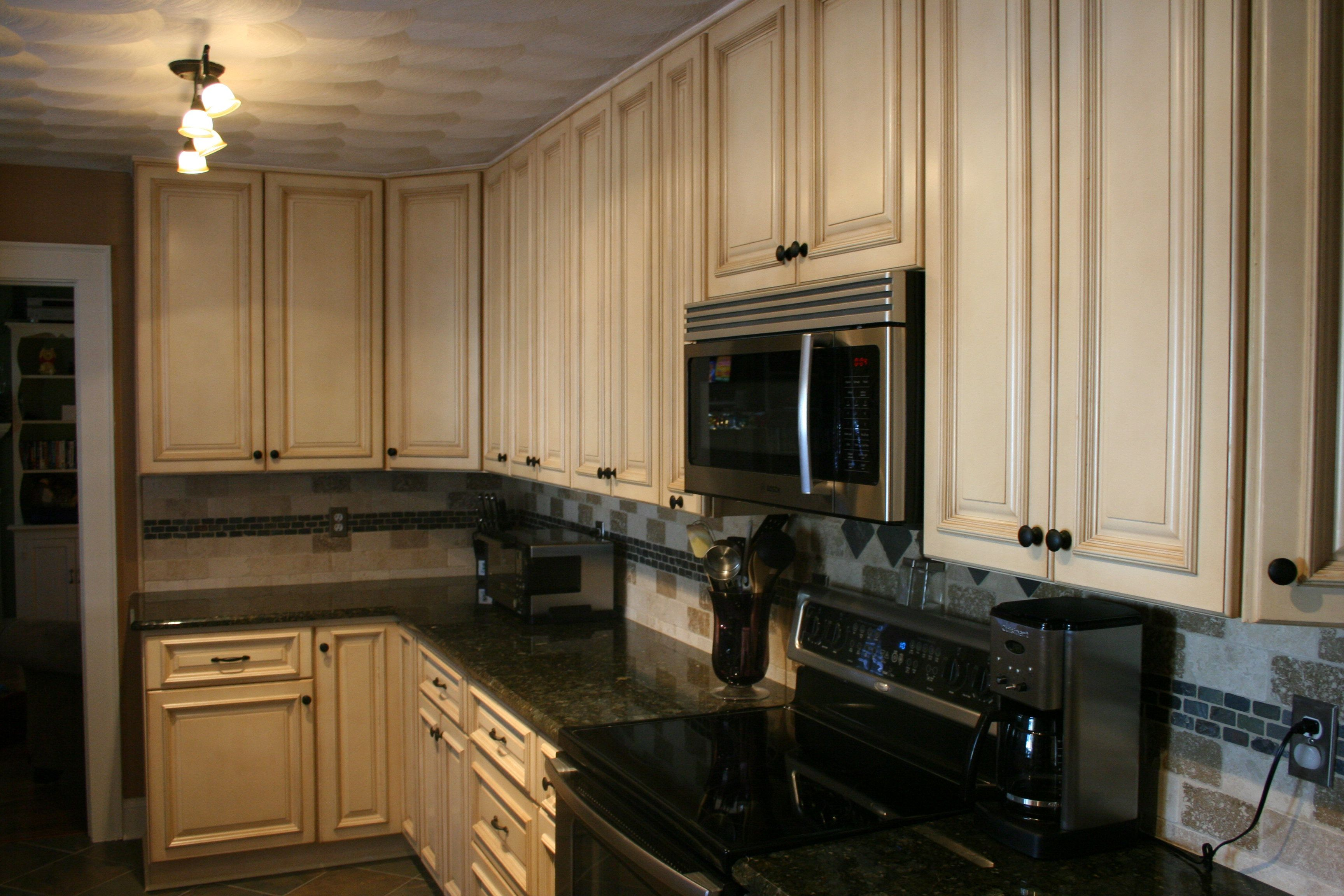 Antique White Country Kitchen antique grey kitchen cabinets best 20+ antique kitchen cabinets