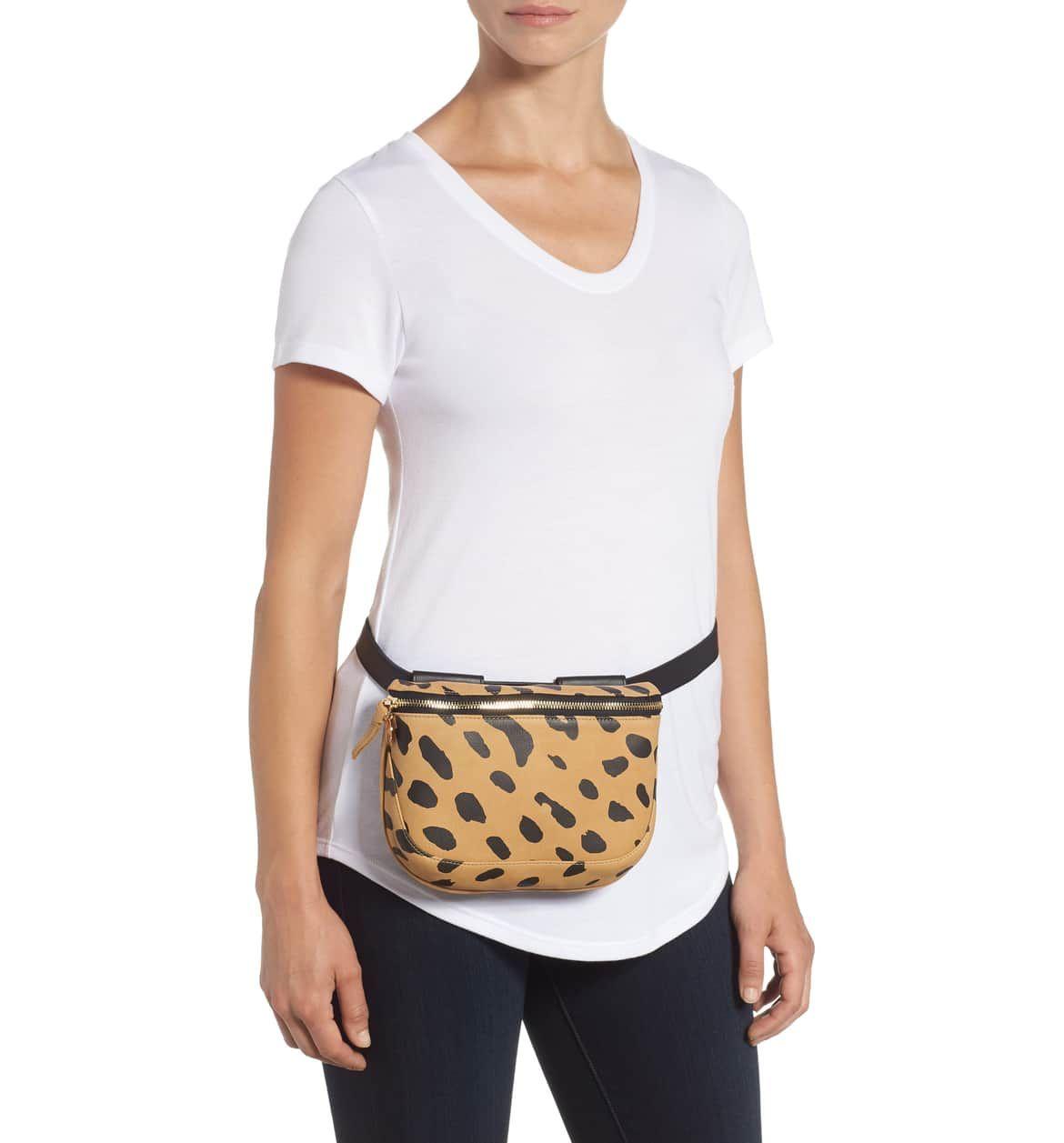 JAGUAR Waist Belt Bag NEW