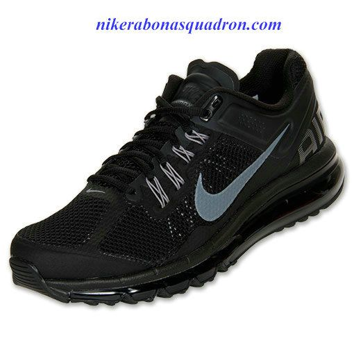 Nike Air Max 2013 Mens Black Dark Grey 554886 001 | Nike Air