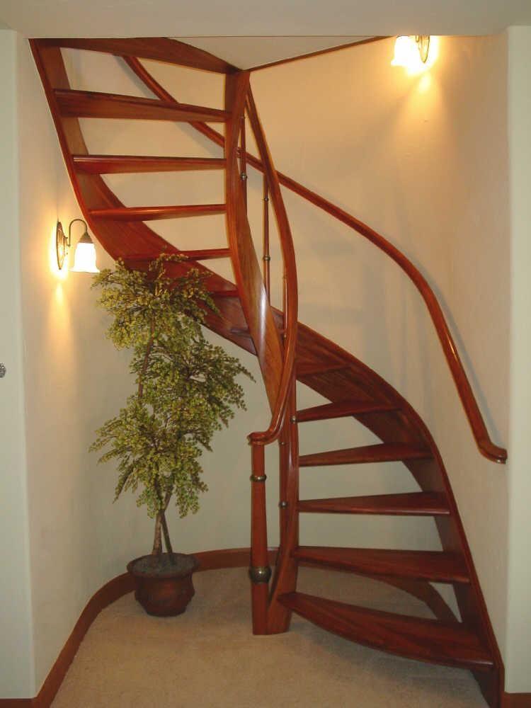 Hitchcock Leady Stair Amp Rail Inc Custom Stairways