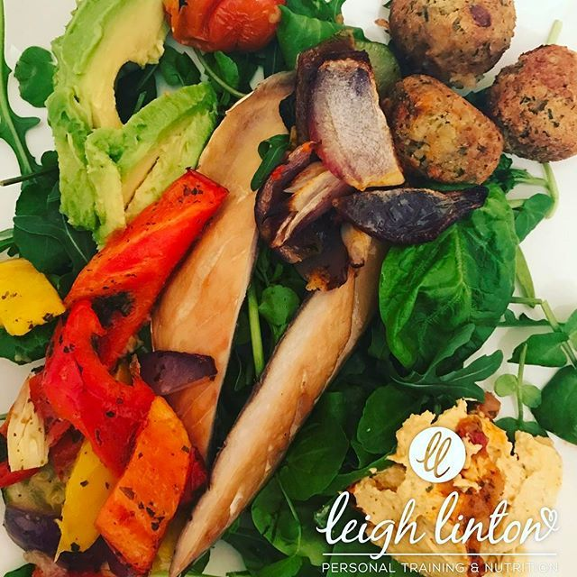 The Quickest Dinner Ever Hot Smoked Mackerel Salad Mixed Leaves