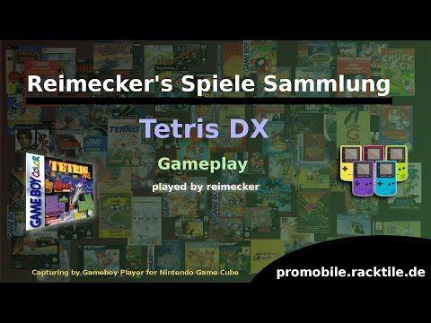 Reimecker's Spiele Sammlung : Tetris DX | Gameboy Color