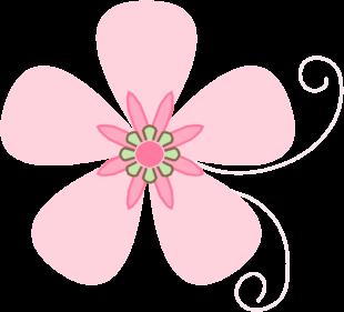 Pinterest pink foral borders pink brown flower clip art image pinterest pink foral borders pink brown flower clip art image pale pink flower with a darker pink mightylinksfo