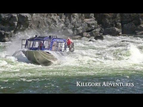 Experience River Travel Like Never Before Killgore