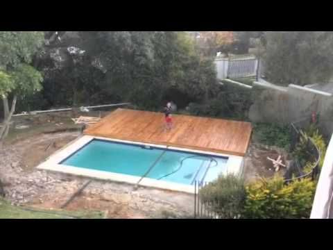 Amazing Centurion D10 Automating Pool Cover Youtube Pool Cover Hot Tub Cover Pool