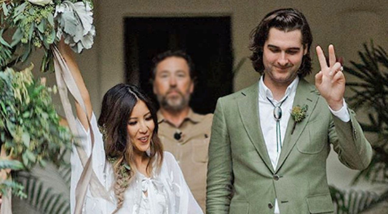 Rebecca Robertson Reveals Never Before Seen Wedding Photos Rebecca Robertson Rebecca Robertson Wedding Robertson Family