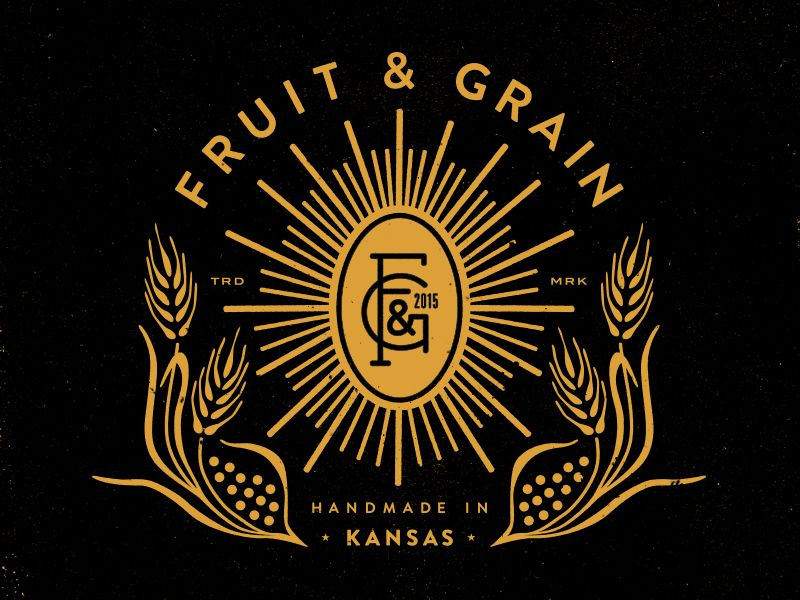 Logo option for a food vendor in Kansas. Check out the other design I have attached here for F&G.