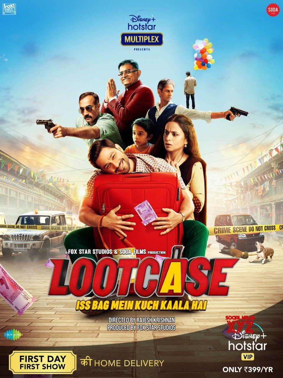 Kunal Kemmu S Lootcase Only On Disney Plus Hotstar Vip With Disney Plus Hotstar Multiplex Social News Xyz In 2020 Disney Plus Bollywood Movies Hindi Movies