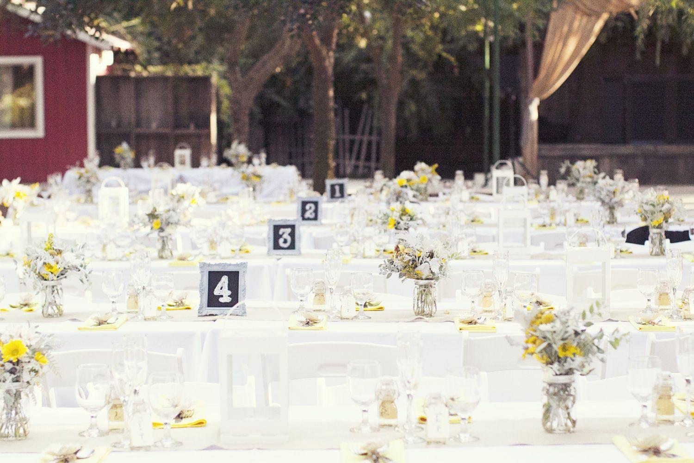 Elegant yellow Vintage Wedding Ideas | rustic-chic-fall-wedding ...