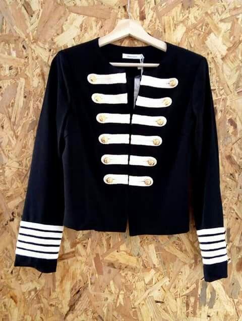 6576ac0be Casaco ❤❤🔝 Encomenda já!!  tendencia  roupa  imagina  fashion ...