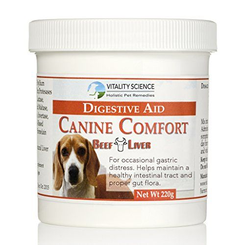 Canine Comfort Liver Flavored 220g Stop Vomiting