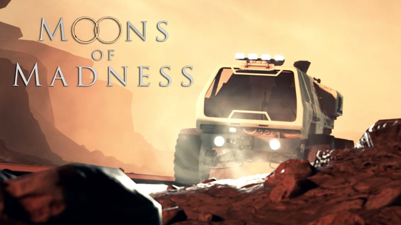 Moons of madness exclusive trailer moon public