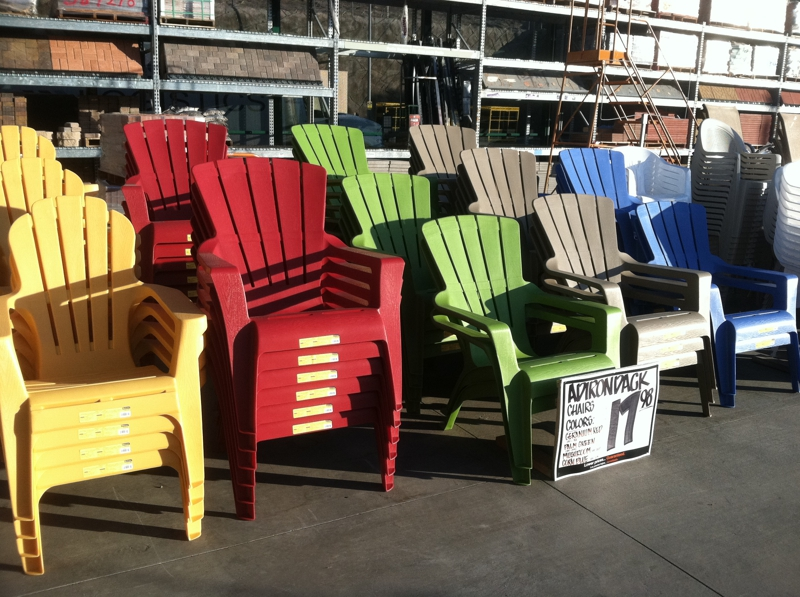 home depot adirondack chair plastic folding genius chairs outdoor living pinterest