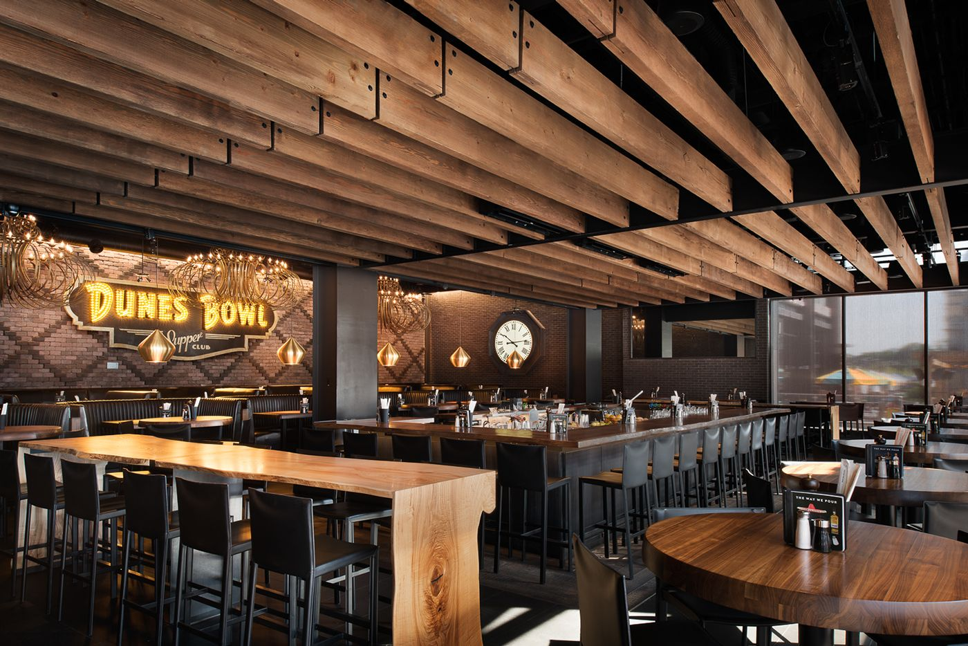 An Interior Shoot Of Joey Restaunts New Location In Landsdowne Ottawa