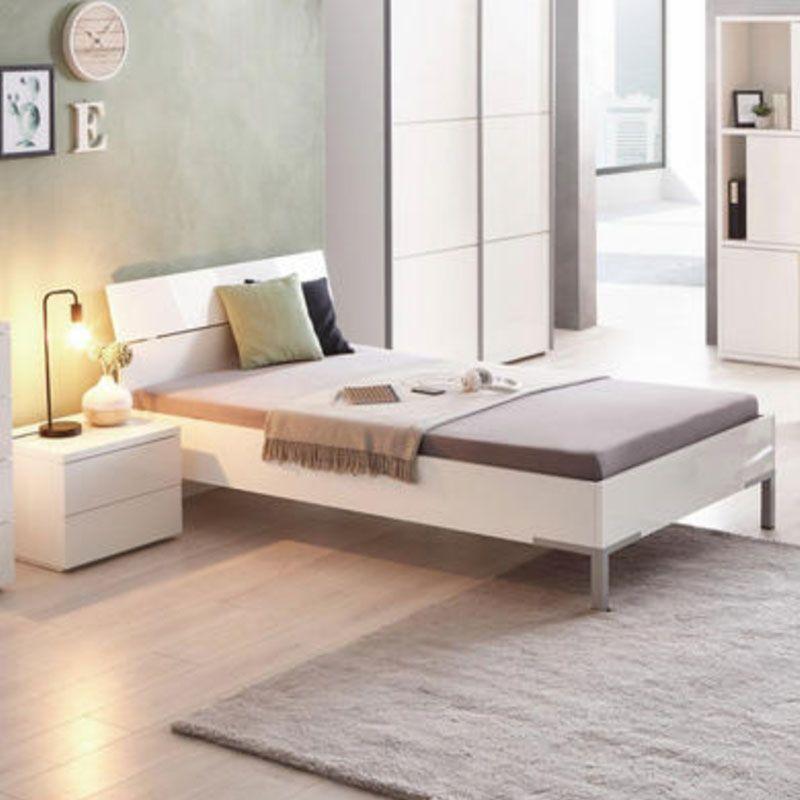 Bett In Weiss Online Kaufen Xxxlutz Bett Einzelbett Weiss