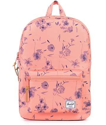 75e4cc87231 Herschel Supply Co. Settlement Mid Ruby Coral 17L Backpack