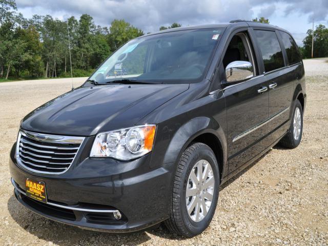 2012 Chrysler Town & Country TOURINGL Chrysler