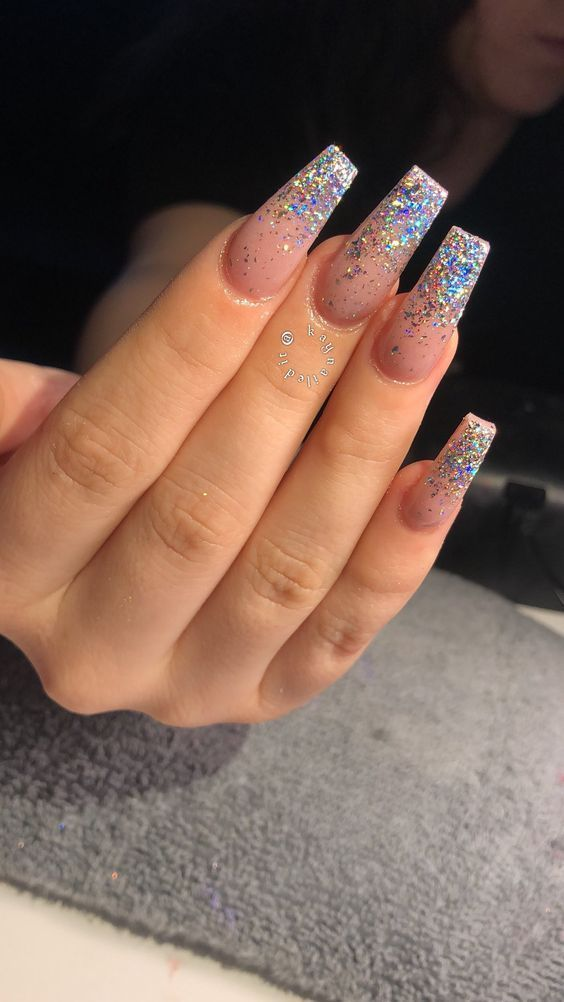 Nails The Acrylic Coffin Nail Designs Ideas Are So Perfect For 20182019 Hope They Can Inspire You And Read The Article To Get The Gallery Acrylicnails Coffin Coffin Nails Designs