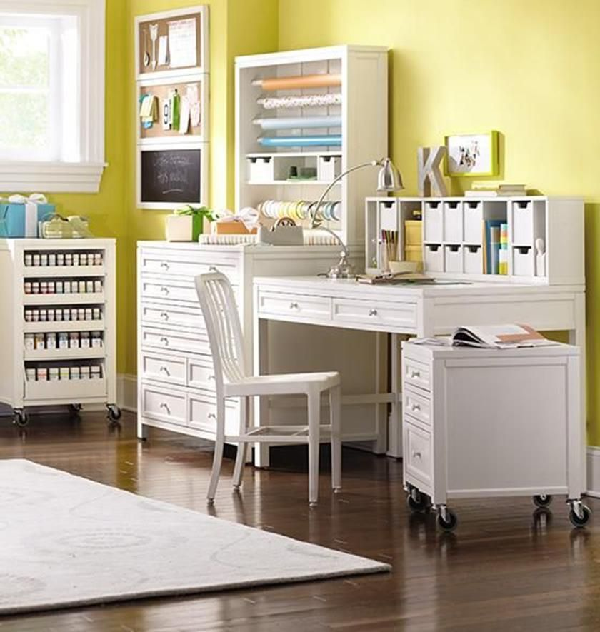 40 Best Craft Room With Target Furniture Ideas Craft And Home Ideas Martha Stewart Living Crafts Martha Stewart Furniture Best Home Office Desk